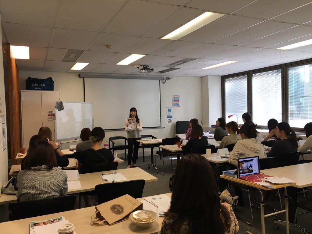 Charter Australiaアシスタントナースコースの説明会
