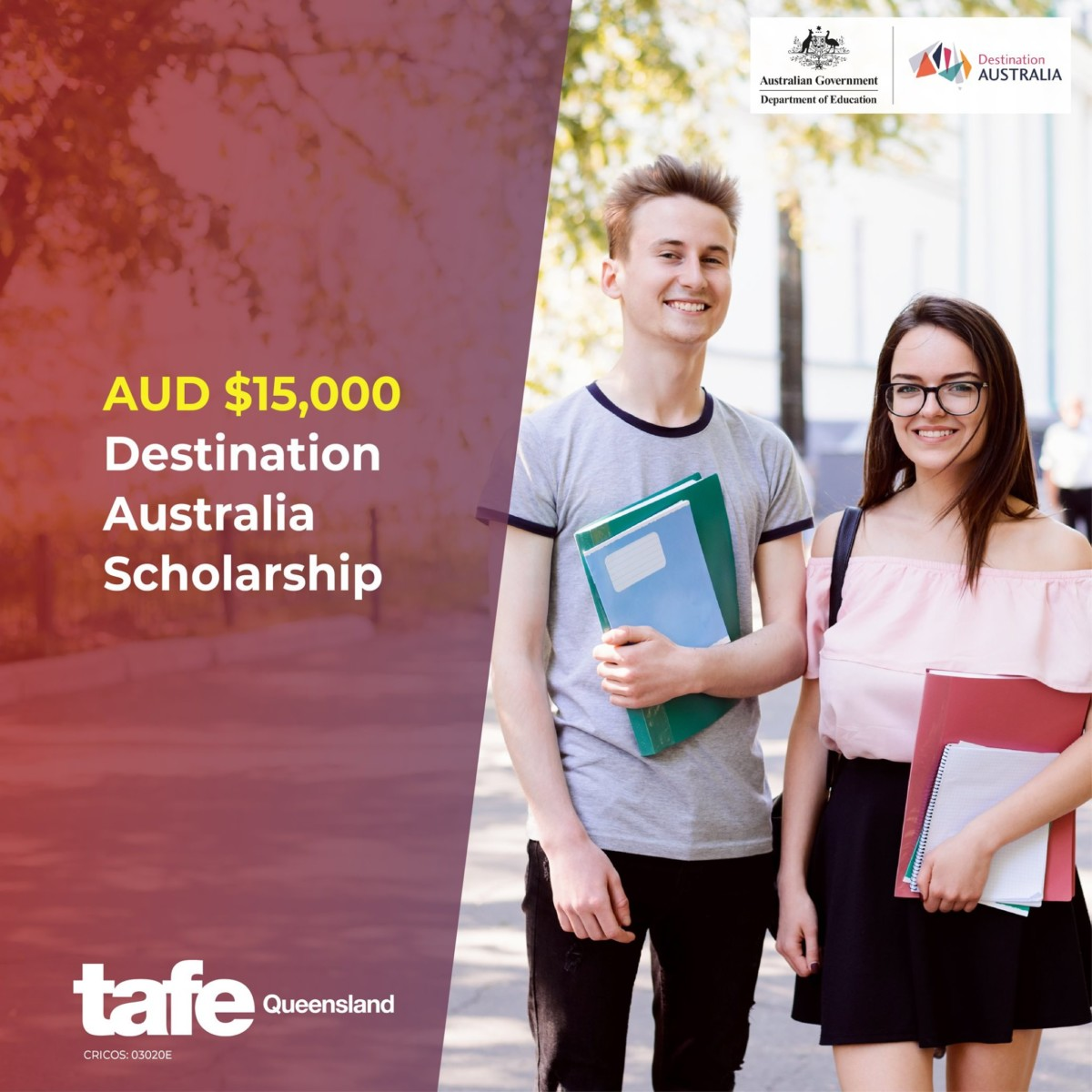 Destination Australia Scholarships