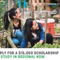 【奨学金情報】TAFE NSWで1年間に1万5千ドル、2年間で3万ドル!2021年2月入学限定