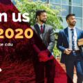 【大学奨学金情報】来月11月に留学生受け入れを開始するチャールズダーウィン大学の奨学金情報をご案内いたします!