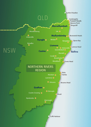 NSW northern River